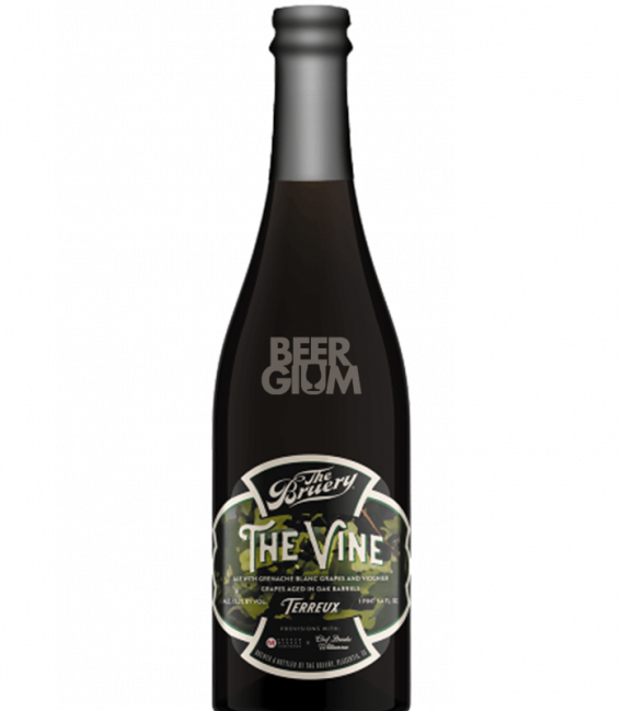 The Bruery Provisions with Chef Brooke: The Vine 75cl