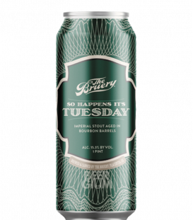 The Bruery So Happens It's Tuesday CANS 47cl