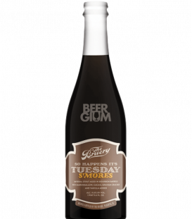 The Bruery So Happens It's Tuesday S'Mores 2019 75cl