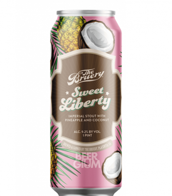 The Bruery Sweet Liberty CANS 47cl