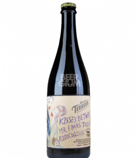 The Bruery Terreux / Dogfish Head Kisses Betwixt Mr. and Mrs. This is Ridiculous 75cl