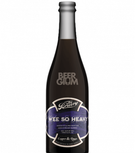 The Bruery Wee So Heavy 75cl