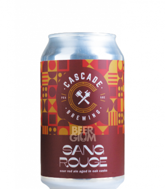 Cascade Sang Rouge CANS 35cl