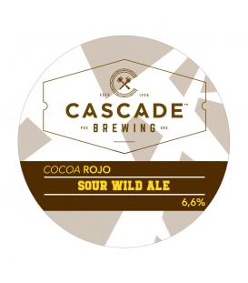 Cascade Cocoa Rojo CROWLER 50cl