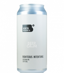 Bereta Righteous Intentions CANS 44cl - BBF 08-03-2021