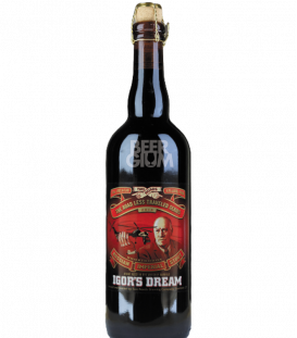 Two Roads Igor's Dream Rye Whiskey BA vintage 2014 75cl