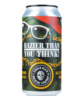 Sudden Death Hazier Than You Think CANS 44cl