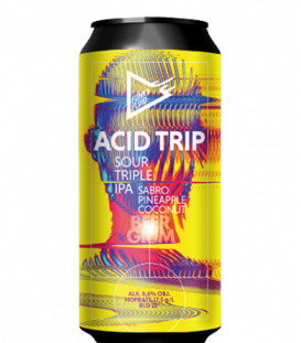 Funky Fluid Acid Trip CANS 50cl