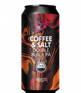 Funky Fluid Coffee & Salt CANS 50cl