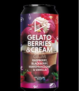Funky Fluid Gelato: Berries & Cream CANS 50cl