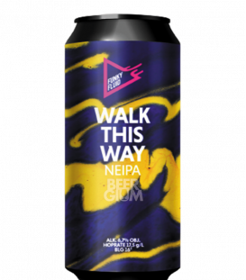 Funky Fluid Walk This Way CANS 50cl