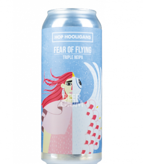 Hop Hooligans Fear of Flying CANS 50cl