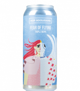Hop Hooligans Fear of Flying CANS 50cl - BBF 21-08-2021