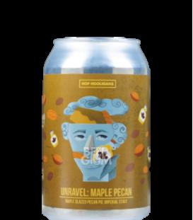 Hop Hooligans Unravel: Maple Pecan CANS 33cl