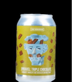Hop Hooligans Unravel: Triple Chocolate CANS 33cl
