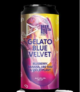 Funky Fluid Gelato: Blue Velvet CANS 50cl