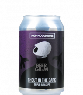 Hop Hooligans Shout In the Dark CANS 33cl