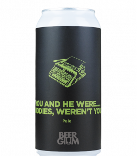 Pomona Island You And Here Were… Buddies, Weren't You? CANS 44cl