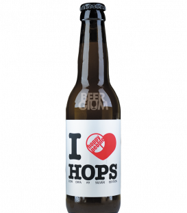 Hoppy People I Love Hops 33cl