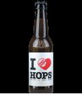 Hoppy People I Love Hops 33cl
