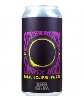Stigbergets / Simply Hops Total Eclipse CANS 44cl