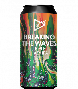 Funky Fluid Breaking the Waves CANS 50cl
