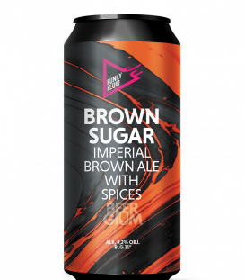 Funky Fluid Brown Sugar CANS 50cl