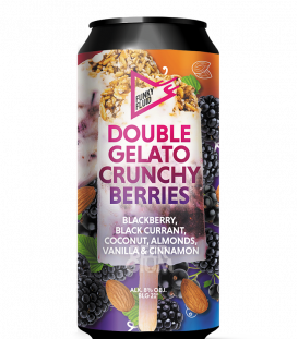 Funky Fluid Double Gelato: Crunchy Berries CANS 50cl