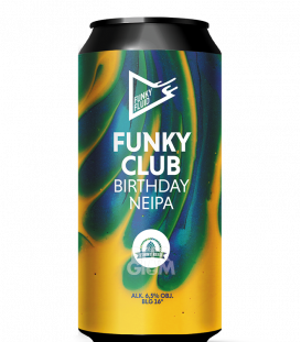 Funky Fluid Funky Club CANS 50cl