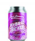Sori Hybrid Treats Vol 4 Raspberry Cream Donut CANS 33cl