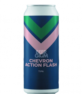Pomona Island Chevron Action Flash CANS 44cl