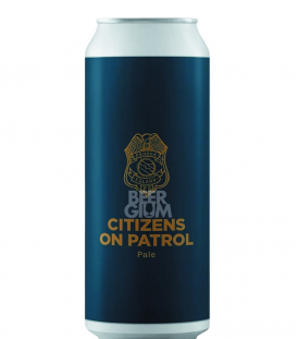 Pomona Island Citizens On Patrol CANS 44cl