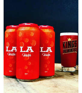 Kings Fros'e LA Water CANS 47cl
