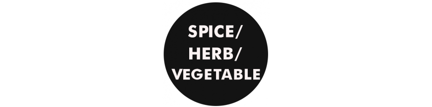 Spice-Herb-Vegetable