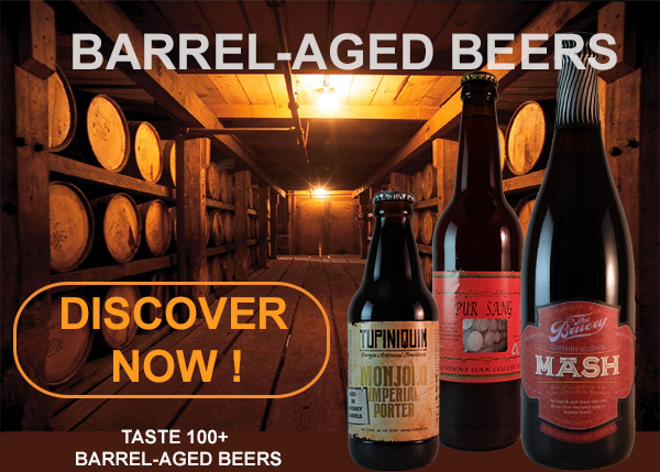 Barrel-Aged Beers