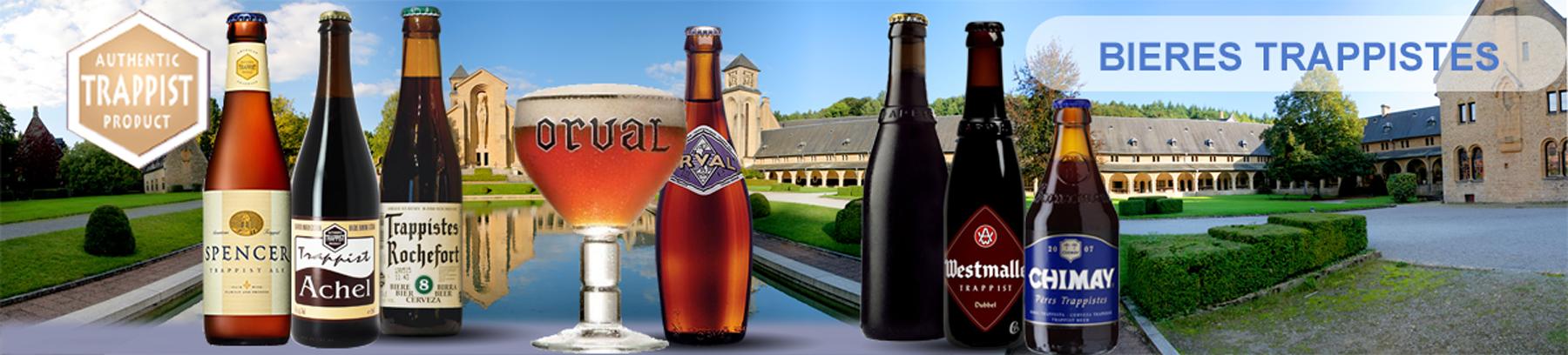 Les Bières Trappistes